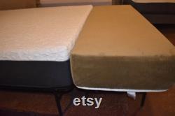8 Dog Bed Mattress Extender Kit for Metal Platform Beds (Or Any Bed)
