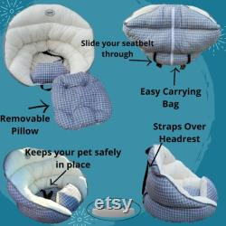 Buggabed Dog Car Seat and Dog Bed