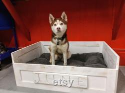 Custom Dog Bed