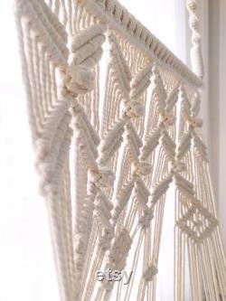 Custom Hanging Cat Macrame Basket, Hanging Cat Hammock, Hanging Cat Macrame Bed, Macrame Cat Swing, Macrame Cat Carrier, Cat Lover Gift