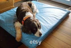 Dog Beds For Seizure Dogs And Cats, Incontinence Dog Bed, 100 Waterproof Pet Covers, Dig Proof Dog Bed Cover, Baby Mattress Cover 16 Colors