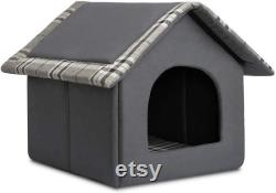 Dog House , Cat House , Pet Bed Warm Cave Nest Sleeping Bed
