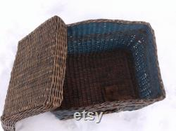 Dog house Wicker cat house Large cat small dog wicker bed Cat basket Unique product