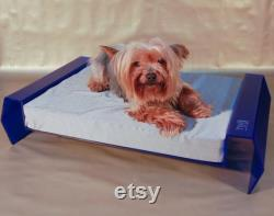 Framhus Mar, ideal bed for the comfort of your pet and the decoration of your home. A modern and stylish design. Elegant and striking.