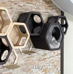 Home for cat, Eco puppy bed, Cat cave, Pet supplies of wood, Pets bedding, Wall Shelves, Cat house indoor, Cat Wall, Cat Indoor House,