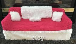 Kitty couch-The ARISTOCAT- with BONUS cat toy