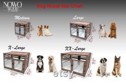 Modern Dog House, Wooden Pet House, Dog Bed Dog Crate,Dog Kennel,Dog House,Indoor Pet Furniture,Dog Furniture, Pet House, Modern Dog House.
