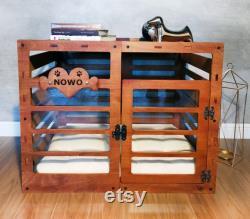 Modern Dog House, Wooden Pet House, Dog Bed Dog Crate,Dog Kennel,Dog House,Indoor Pet Furniture,Modern Dog house,Dog Furniture, Pet House.