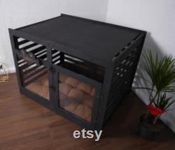 Modern Dog House, Wooden Pet House, Dog Bed, Dog Crate, Dog Kennel, Wood Dog House, Pet House, Pet Furniture, Dog Furniture, Nowowood
