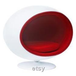 Modern Fiberglass Ball Pet Chair Bed
