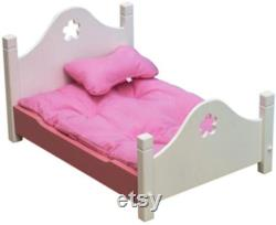 Pet Bed, Dog Bed Crate Mat Pad, Raised Removable Cushion, Comfortable Design