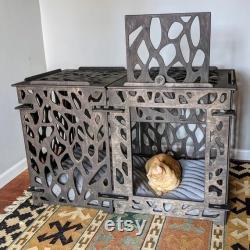 Pet House ll Dog crate ll dog crate furniture, ll Modern Dog Crate
