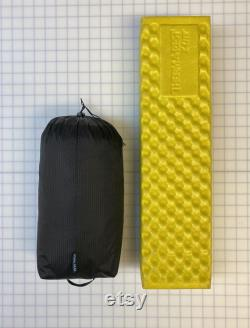 Small Dog Sleeping Bag (20 x24 ) for backpacking, camping, travel, and outdoor fun ultralight and warm
