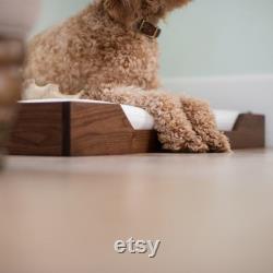Solid Wood Dog Bed. Pet Furniture. Large Dog Bed. Small Dog Bed. Pet Bed. Cat Bed. Dog Bed Frame. Cat Furniture. Dog Furniture.