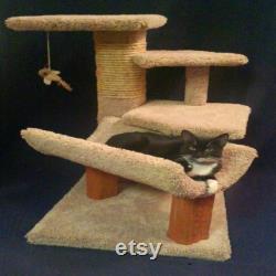 Spiral Cat Tree