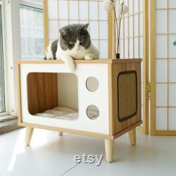 Tv cat bed, cat condo, cat couch
