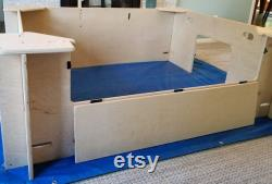 Whelping Box, Weaning Box, EXTRA LARGE, Dog Puppy Pen, QuickWhelp