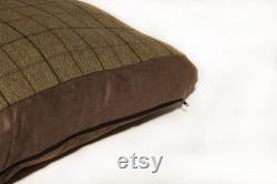 Wooden framed Personalised Dog Bed, Large dog bed, Washable Dog Bed, Quality Durable Dog bed, Deluxe Durable Dog bed, Personalised Dog bed