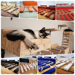 cat, cat lover gift, cat bed, cat furniture, cat gift, cat decor, cat shelf, cat beds, cat pillow, cat shelves, pet, modern cat furniture