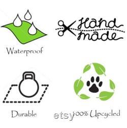 ecoDaisy Orthopedic Waterproof Dog Mattress for Large Breeds