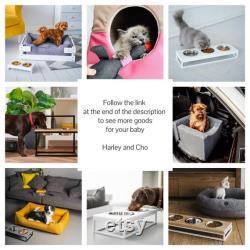 Chien Orthopédique Sofa M XL Tailles Couverture Amovible, Machine Lavable, Brown Large Dog Lounger