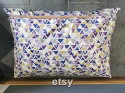 Cozy Combo Amethyst Dream Snuggle Sack Dog Bed Cave