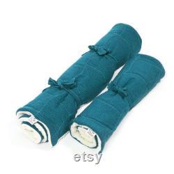 Eco Organic Cotton Travel Blanket Bonny En Deux Tailles . Couverture Câline De Chiens Et Couchette Lit De Chien Durable Place De Chien Couverture De Chien