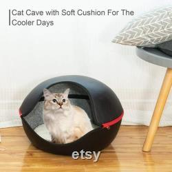 Énorme Lit De Tour De Chat Kitty, Salon, Perchoir D'arbre Sisal Avec Hauteur Réglable De 3pc