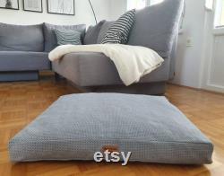 Lit Blue Dog Bed Cat Lit Pour Animaux De Compagnie Lit De Chien Lavable Lit De Chat Lavable Lit De Chien Lits De Chien Élégants Pour Chiens Lits Pour Chats Coussin Pour Chiens