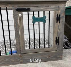Made-to-order Kustom Luxury Dog Space For Small Medium Dog Races
