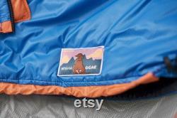 Sac De Couchage Pour Petit Chien (20 X 24 ) Pour Le Sac À Dos, Le Camping, Le Voyage Et L'amusement Extérieur Ultra-léger Et Chaud